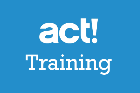 Act! Software Training