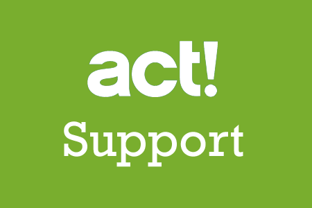 Act! Database Support