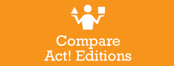 Compare Act! software editions
